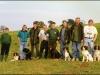 Dog trial, 1996.
