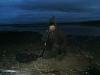 Robin Lambert wildfowling at Nigg Bay