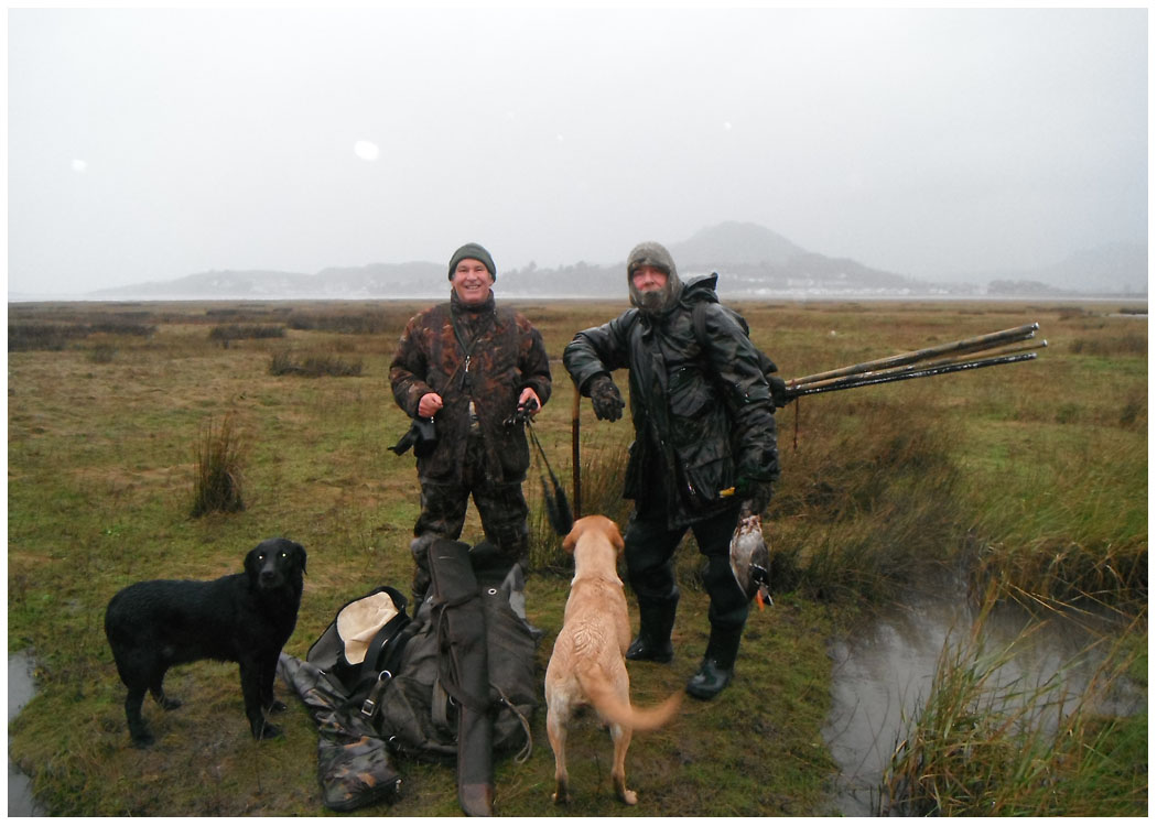 Wet Welsh Foray Just before Xmas