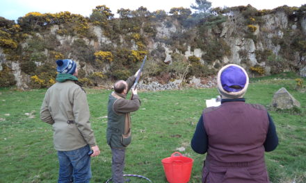 Swinburne Quarry Clay Shoot