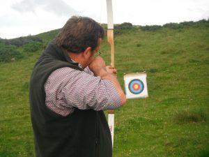 Gary on Target