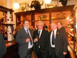 John Watson, Kenn Ball, Eric Bramley