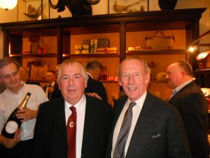 George Ashcroft and Sir John Scott