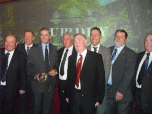 Colin Teago, Adam Henson, Richard Purdey, Kenn Ball, George Ashcroft, Garreth Docherty, John Watson, Eric Bramley