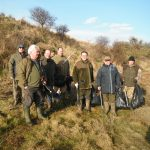 Litter Pick at Holy Island